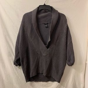 Ann Taylor oversized sweater